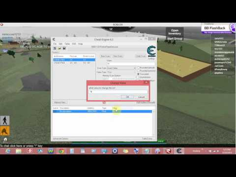 Speedhacking and spawning tutorial with Cheat Engine 6.3 on Apocalypse Rising.