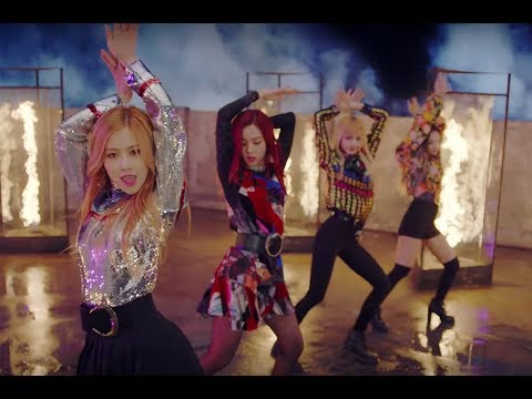 BLACKPINK - PLAYING WITH FIRE 火遊び JAPANESE VERSION FULL MV