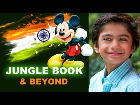The Jungle Book 2015 : Disney in India! - Beyond The Trailer DISNEY