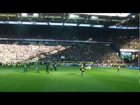 Dortmund Fans Fans Borussia Dortmund 1