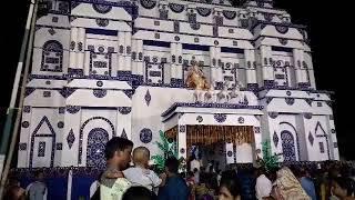 Lord Biswakarma Puja paradip Night time 2018