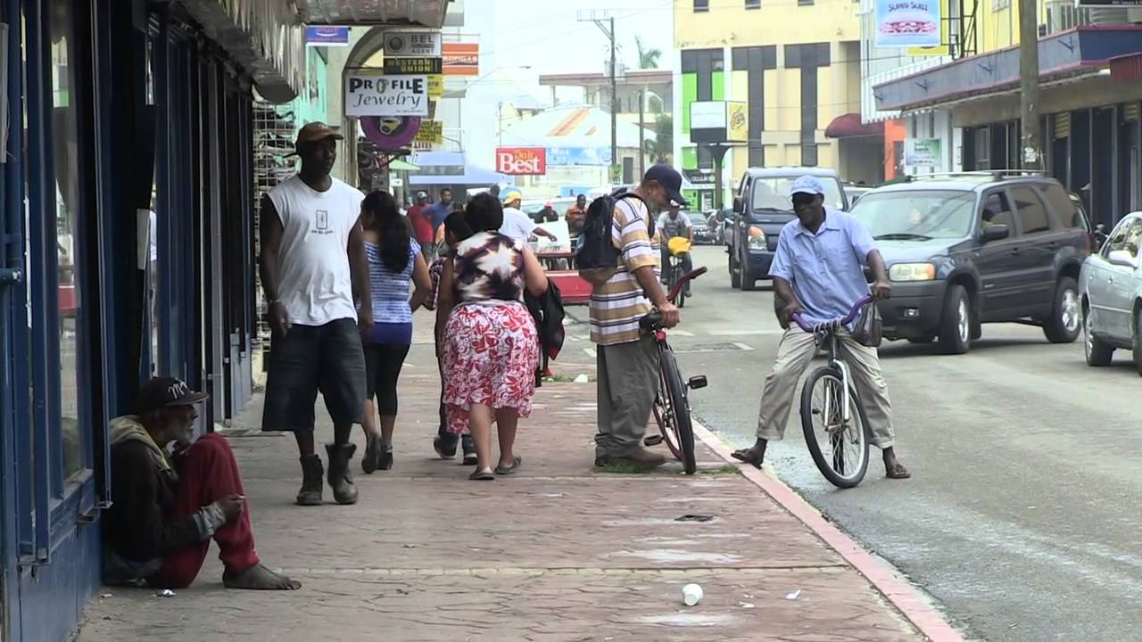 Belize City Tourist Guide Youtube