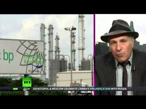 BP to Blame for Exxon Valdez: Environmental Disaster 25 Years Later | Interview with Greg Palast
