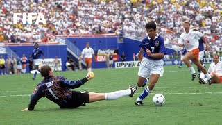 Matchday Live - 1994 Netherlands vs. Brazil