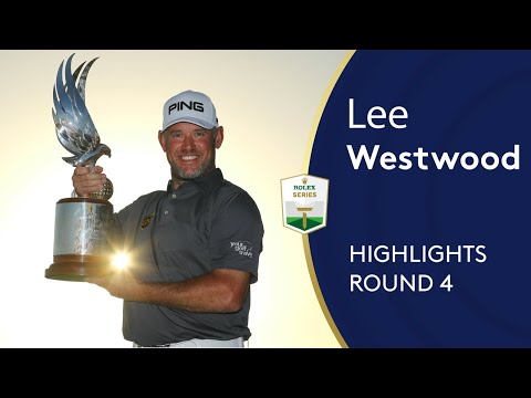 Lee Westwood wins 25th Tour event   2020 Abu Dhabi HSBC Golf Championship