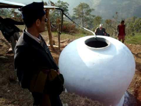 Rain Water Harvesting Jar in Lalikanda
