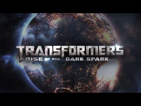 Transformers Rise of the Dark Spark Full Movie Película Completa Sub.Español (Game Movie 2014)
