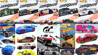 New Hot Wheels Euro Speed Series, Gran Turismo Cars And More!