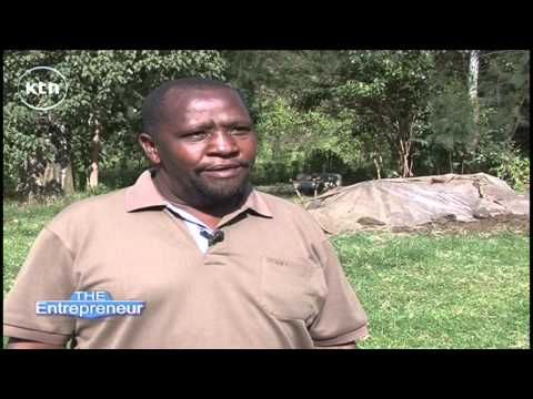 ENTREPRENEUR - Episode 39 : The Bio-fuel Industry in Kenya