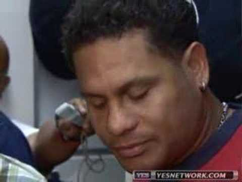 New York Yankees Bobby Abreu postgame interview 5/26/07 Video