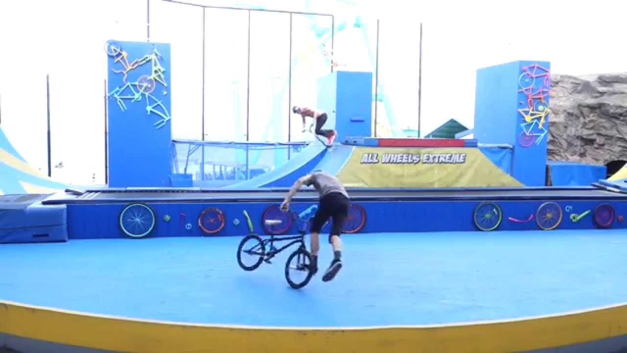 [Trevor Meyer  - 2015 - BMX Flatland - Cedar Point] Video
