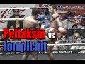 Muay Thai - Pettaksin vs Jompichit (เพชรทักษิณ vs จอมพิชิต), Rajadamnern Stadium, Bangkok, 21.12.17.