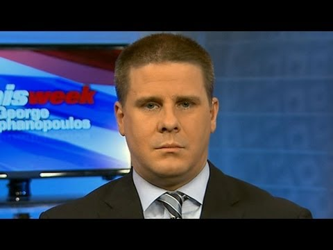 Dan Pfeiffer 'This Week' Interview on IRS Tea Party Scandal