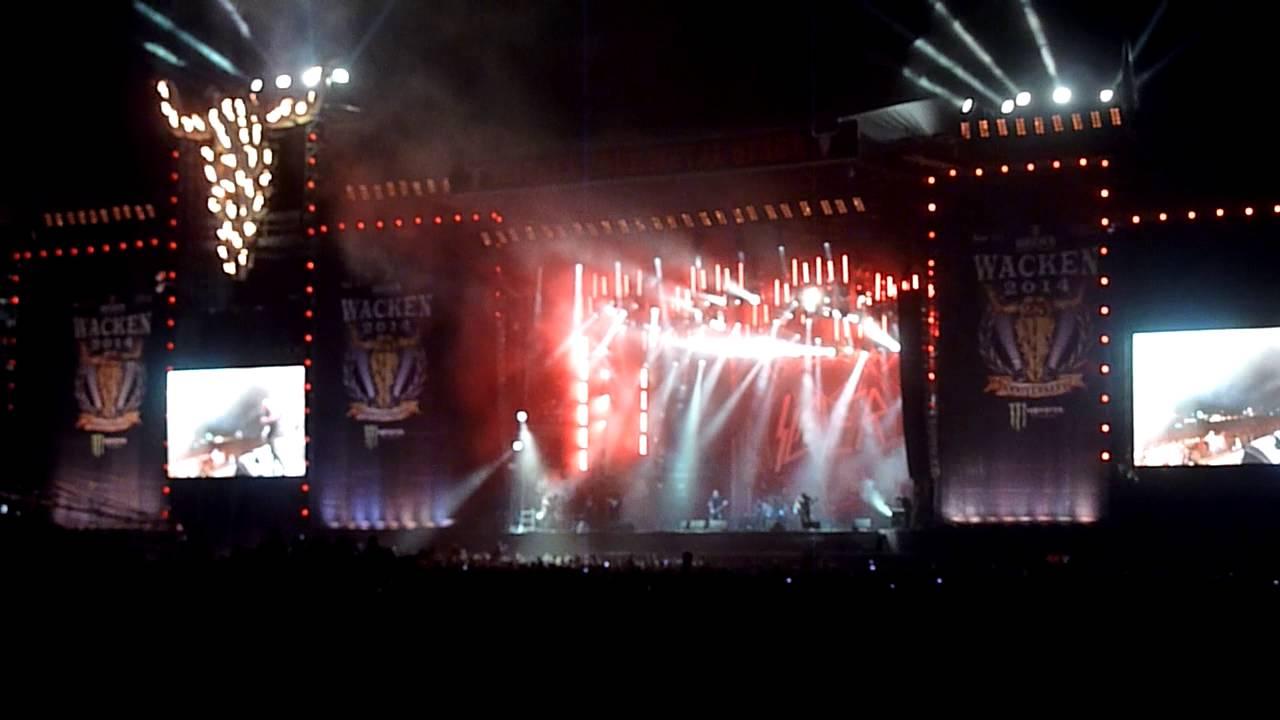 Slayer Live Wacken 2014 Abyss Live Wacken 2014
