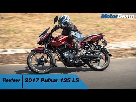 2017 Pulsar 135 LS Review -  What's New In This Baby Pulsar?   MotorBeam