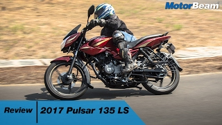 2017 Pulsar 135 LS Review -  What