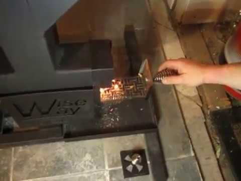 Wiseway Wood Pellet Stove Review from The Homestead Survival