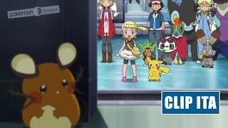 [Clip ITA] - La fuga di Dedenne e le promesse di Clem - Pokémon Serie XYZ