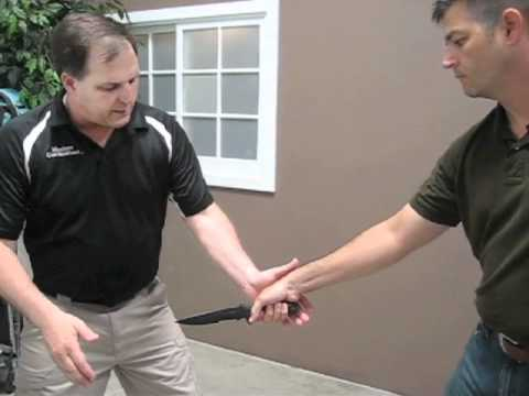 MATT LARSEN - How to Defend Against a Knife Attack Image 1