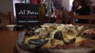 Pizzeria Al Forno / Restaurante en Quito / La Floresta / Kabala Video Marketing