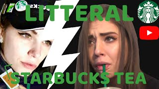 I WORKED AT STARBUCKS! Vlog/Srorytime!