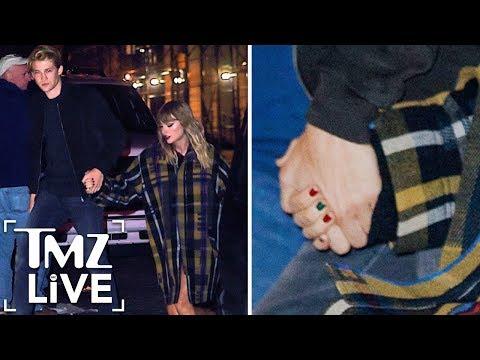 Taylor Swift's New Man Revealed! | TMZ Live