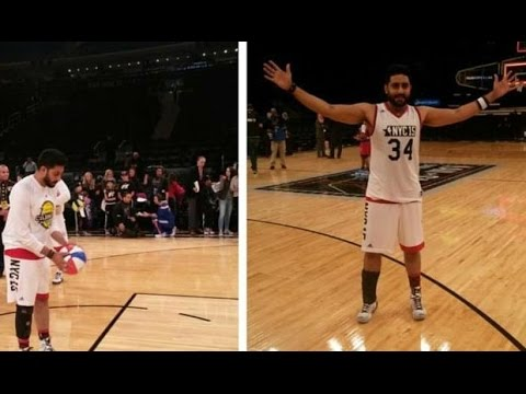 Abhishek Bachchan Shares His Experience of Basketball Match With His Dad