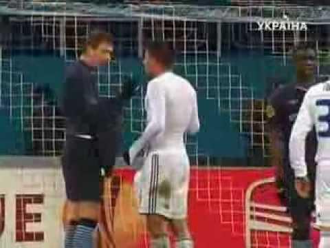 Динамо Киев - Манчестер Сити 2-0. ЛЕ (10.03.2011)