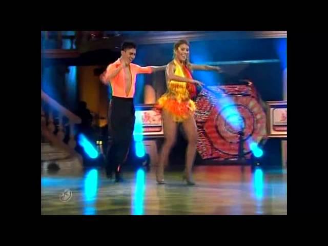 Merengue Perú: Delly Madrid y Kervin Valdizán (Bailando por un Sueño 2CMB 23-05-10)