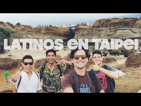 Latinos en Taipei   Taiwán #2