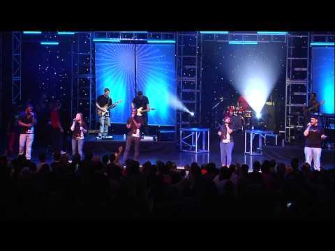Eddie James - You Reign Live  Shabbach (ft. Dante Bowe & Tenacia Leak) video