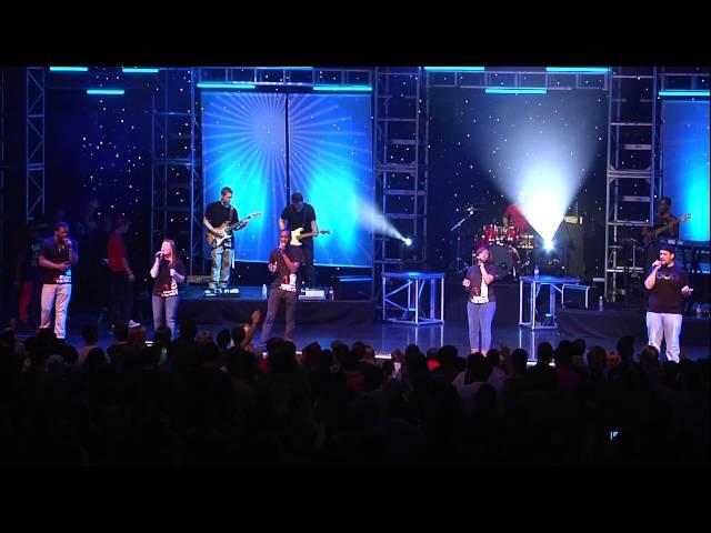 Eddie James - You Reign Live @ Shabbach (ft. Dante Bowe & Tenacia Leak)