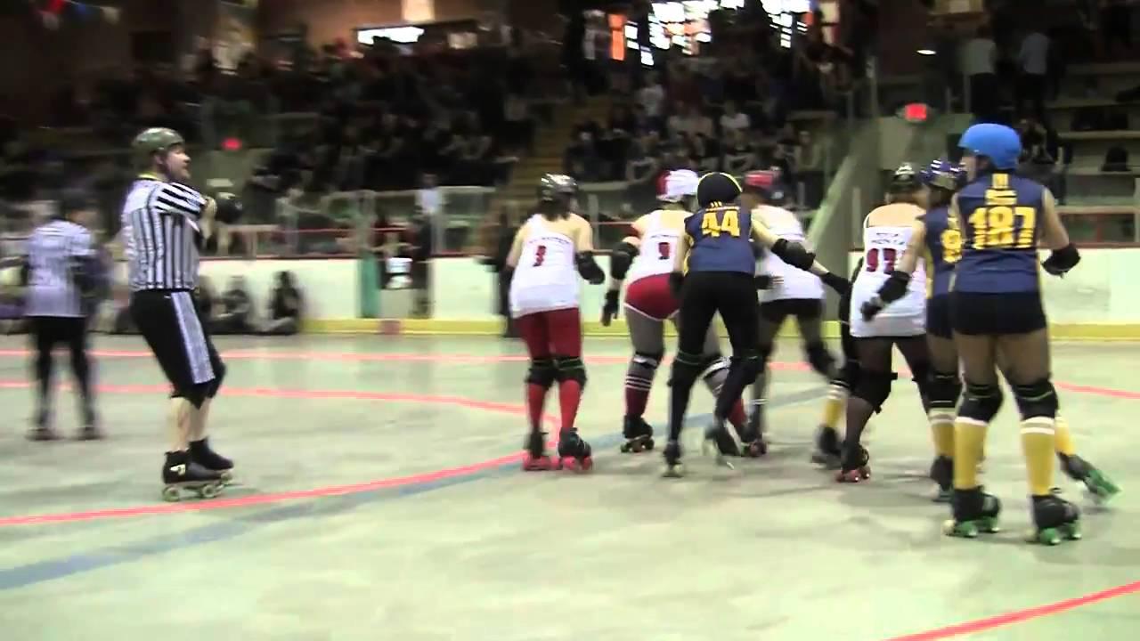 Riot Roller Riot Squad Roller Derby