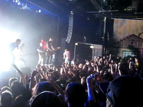 Raised Fist - Some Of These Times, Live @ Tyrol,Stockholm -09