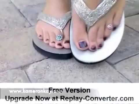 Flip-Flops & Toe ring Video
