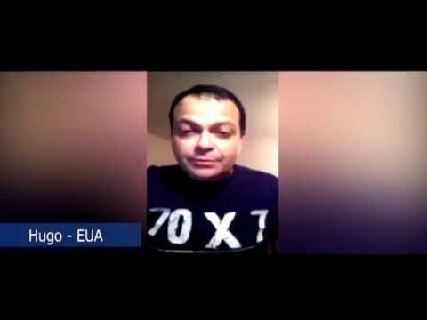 Vídeos dos amigos do Papo: Hugo - EUA