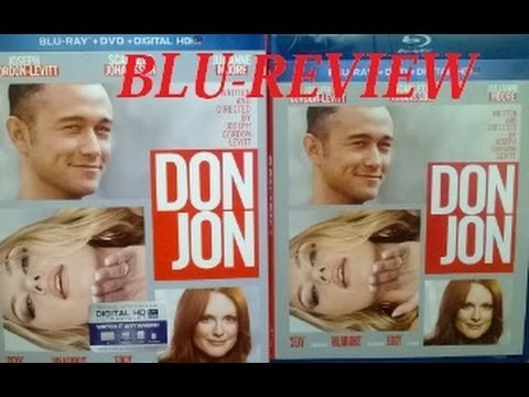 BluReview: Don Jon (Joseph Gordon Levitt Film)