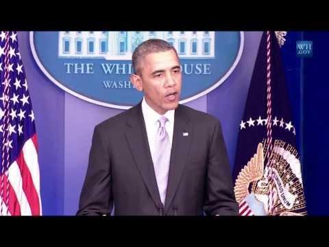 Obama Warns Russia Over Military Presence In Crimea, Ukraine