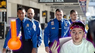 why i almost got ARRESTED at an AIRPORT.. **absolutely ridiculous**