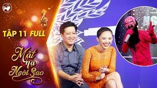 """Mặt nạ ngôi sao  Tập 11 full: Trường Giang, Tóc Tiên cực hào hứng với """"nghi án Kelvin Khánh"""" lầy lội"""