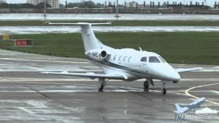 [SBFZ/ FOR] Pouso RWY13 Embraer EMB-500 Phenom 100 PP-IME Newland Veículos LTDA 28/02/2015