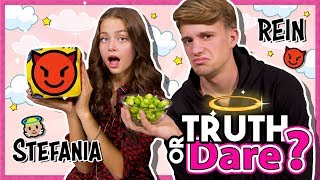 TRUTH OR DARE met STEFANIA & REIN + GIVEAWAY