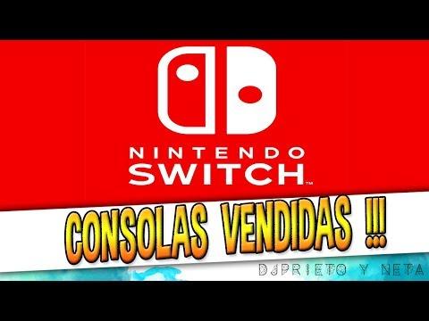 Datos Oficiales Nintendo Switch Estos Son Los Datos De Consolas
