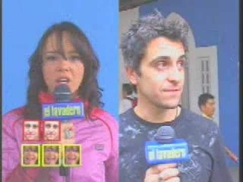 Natasha y Marcelo, en la pareja ideal