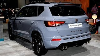 NEW SEAT CUPRA ATECA SPECIAL EDITION - EXTERIOR AND INTERIOR - AWESOME CAR