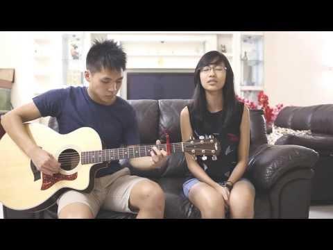 Distance - Christina Perri ft. Jason Mraz (Cover by Chong Li Yen and Joel Ngui)