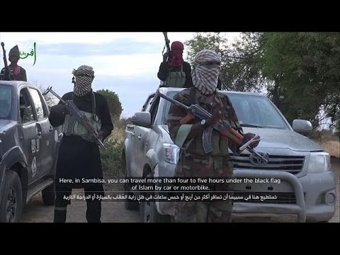 Boko Haram dismisses Nigeria military claims of success in video