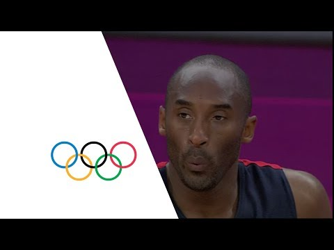 Basketball Men's Preliminary Round Group A - ARG v USA - Full Replay - London 2012 Olympic Games