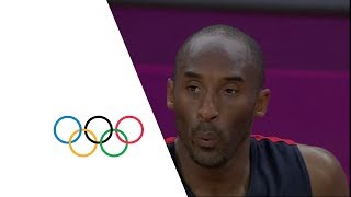 ARG v USA - Men's Basketball Group A | London 2012 Olympics