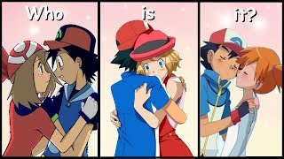 Does Ash Love Anyone?
